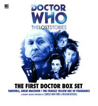 Doctor Who: The First Doctor Box Set