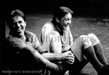 Blood Brothers Tour '97 - James Hirst & Nick Hart