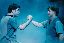 Blood Brothers Tour - '97 - Paul Crosby & Tom Fairfoot