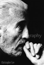 Christopher Lee (For Dreamwatch Magazine)