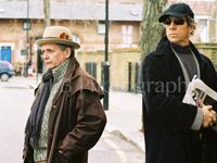 The Academy - Sylvester McCoy & Jonathan Hyde