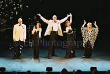 Yvonne Arnaud - 40th Birthday - Patrick Stewart, Jessica Martin, Simon Green, Jan Hartley, Patricia Routledge
